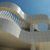 The Getty : Getty museum in Los Angeles